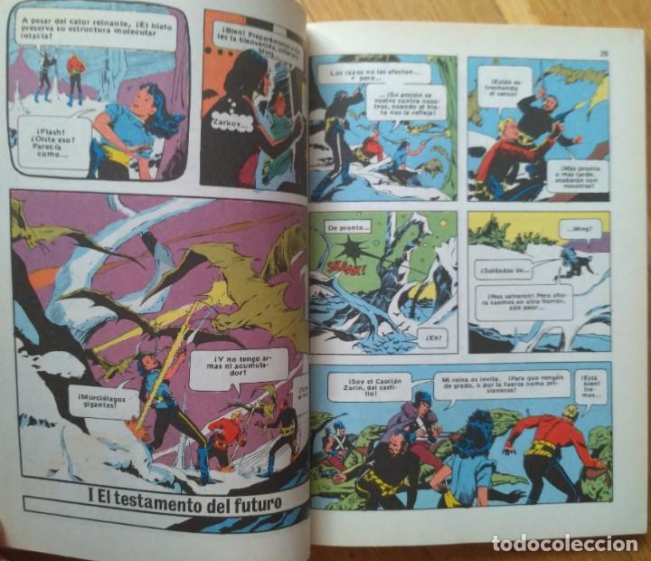 Cómics: FLASH GORDON CONTRA EL IMPERIO DE MING. Nº 14. AÑO 1982 - Foto 3 - 205526845