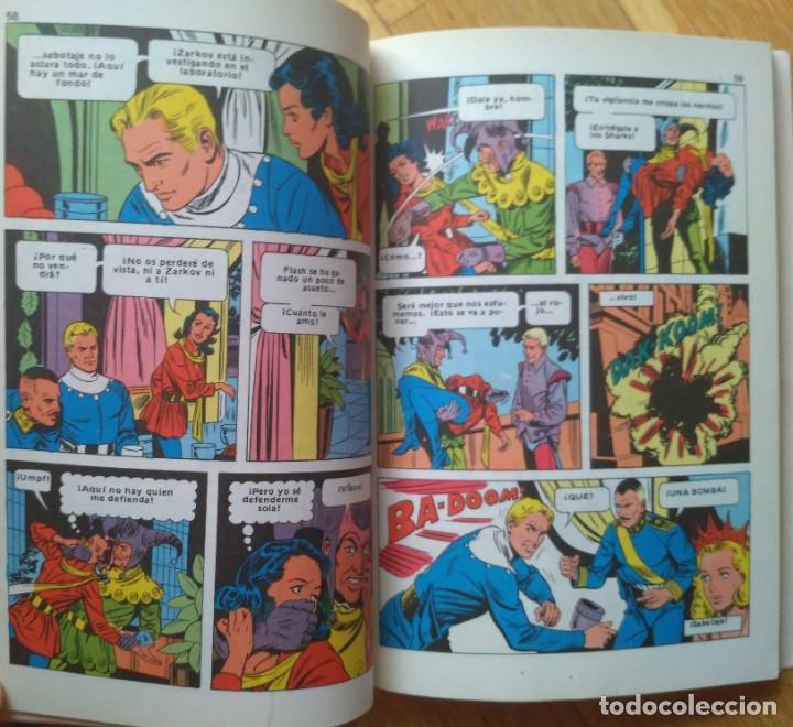 Cómics: FLASH GORDON CONTRA EL IMPERIO DE MING. Nº 14. AÑO 1982 - Foto 4 - 205526845