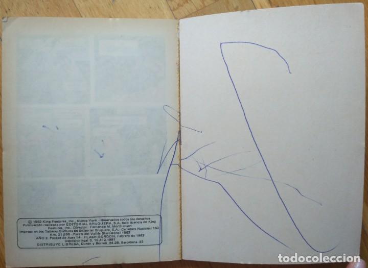Cómics: FLASH GORDON CONTRA EL IMPERIO DE MING. Nº 14. AÑO 1982 - Foto 5 - 205526845