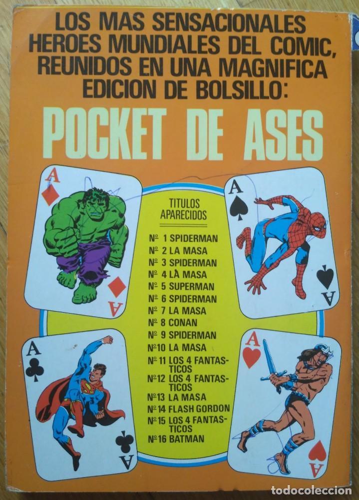 Cómics: FLASH GORDON CONTRA EL IMPERIO DE MING. Nº 14. AÑO 1982 - Foto 6 - 205526845