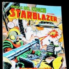 Cómics: ODISEAS DEL ESPACIO PRESENTA STARBLAZER Nº 10 (COMICS ART) :SATELITE DE TERROR.. Lote 205558918