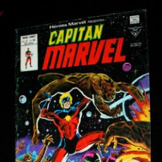 Cómics: CAPITAN MARVEL (MUNDI-COMICS) VOL.2; Nº 59. Lote 205560320