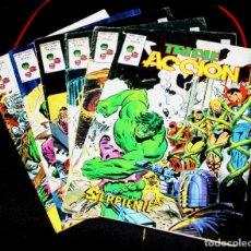 Cómics: TRIPLE ACCION ( MUNDI-COMICS) VOL1 Nº15,17,18,19,20 Y 23.. Lote 205562547