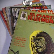 Cómics: EL PLANETA DE LOS MONOS, COLECCIÓN COMPLETA, ED. VERTICE AÑO 1979, SIMIOS, 3V. Lote 139545262