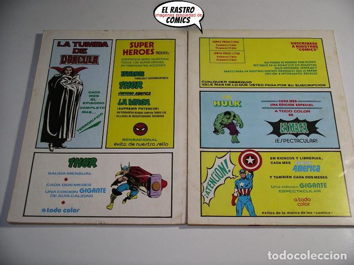 Cómics: El planeta de los monos, Colección completa, ed. Vertice año 1979, simios, 3V - Foto 8 - 139545262