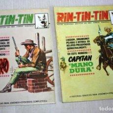 Cómics: RIN-TIN-TIN , TOMOS 23 +26 (EDICIONES VERTICE). MUY BUSCADOS Y EN BUEN ESTADO. Lote 205570138