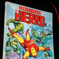 Cómics: HOMBRE DE HIERRO, TOMO CON LOS NºS 01,02,03,04 Y 05 DE MUNDICOMICS(EDICIONES VERTICE).. Lote 205571420