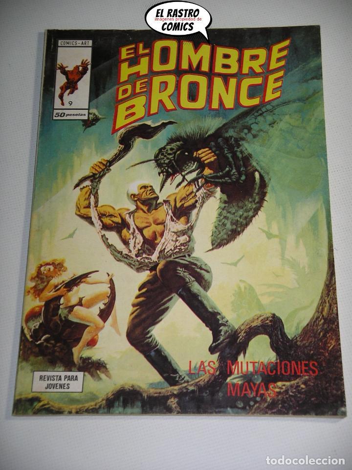 Cómics: Doc Savage, Colección completa, ed. Vertice año 1974, El hombre de bronce, OFERTA!!, 3V - Foto 11 - 205576052
