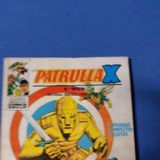 Cómics: TOMO NÚMERO 15 DE PATRULLA X DE VERTICE COMPLETO Y REGULAR ESTADO. Lote 205660712