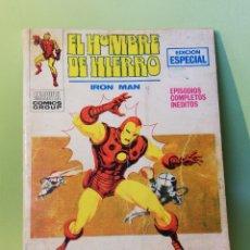 Cómics: EL HOMBRE DE HIERRO 18 VOLUMEN 1 COMICS EDICIONES VERTICE 1971 LEER. Lote 205661235