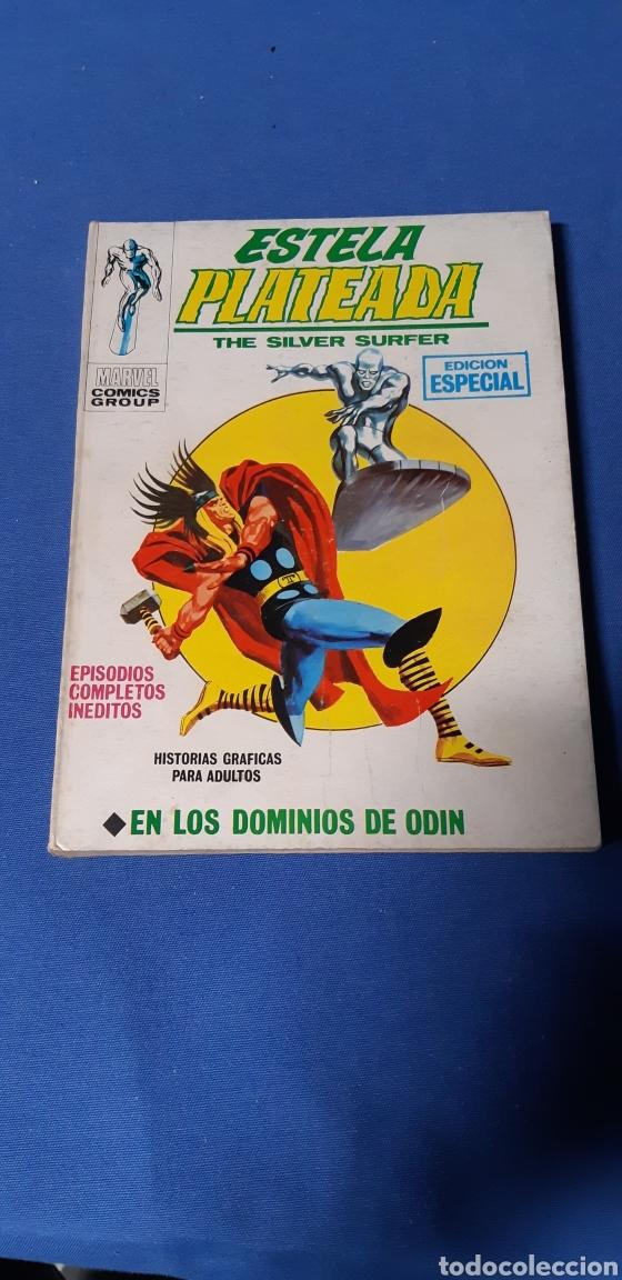 TOMO NÚMERO 4 DE ESTELA PLATEADA DE VERTICE COMPLETO Y BUEN ESTADO (Tebeos y Comics - Vértice - Otros)