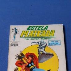 Comics : TOMO NÚMERO 4 DE ESTELA PLATEADA DE VERTICE COMPLETO Y BUEN ESTADO. Lote 205661423