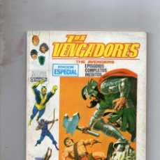 Cómics: COMIC VERTICE 1972 LOS VENGADORES VOL1 Nº 22 (BUEN ESTADO). Lote 205693335