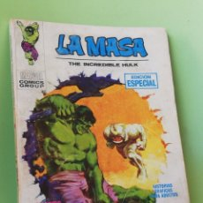 Cómics: LA MASA 2 VOLUMEN 1 COMICS EDITORIAL VÉRTICE 1970. Lote 205694513