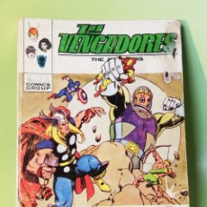 Cómics: LOS VENGADORES 48 VOLUMEN 1 COMICS EDITORIAL VÉRTICE 1973. Lote 205701516