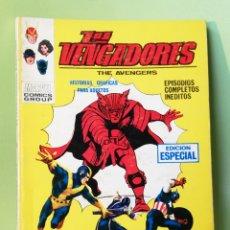 Cómics: LOS VENGADORES 15 VOLUMEN 1 COMICS EDITORIAL VÉRTICE 1970. Lote 205703261