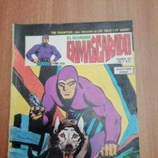 Cómics: EL HOMBRE ENMASCARADO -LA MARAVILLA ENMASCARADA -VOL. 2-Nº 15. Lote 205709711