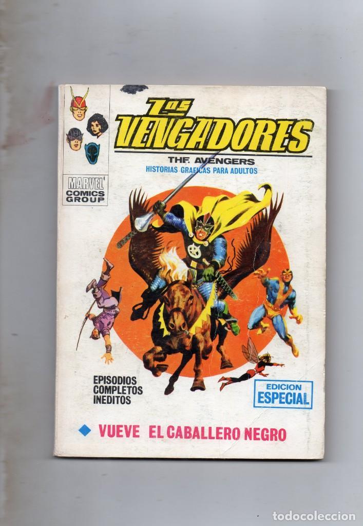 COMIC VERTICE 1972 LOS VENGADORES VOL1 Nº 21 (LEER) (Tebeos y Comics - Vértice - Vengadores)