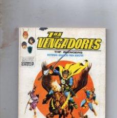 Cómics: COMIC VERTICE 1972 LOS VENGADORES VOL1 Nº 21 (LEER). Lote 205764586