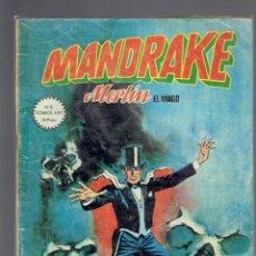 Cómics: MANDRAKE MERLIN EL MAGO N,5 EN EL ORIGEN DE EL COBRA EDICIONES VERTICE. Lote 205788161