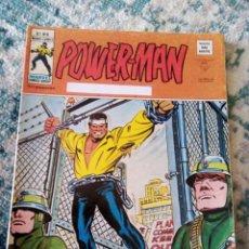 Cómics: POWERMAN VOL 1 NÚM 6. VÉRTICE. Lote 205830981