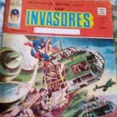 Cómics: SELECCIONES MARVEL VOL 1 NÚM 6. LOS INVASORES. VÉRTICE. Lote 205831807