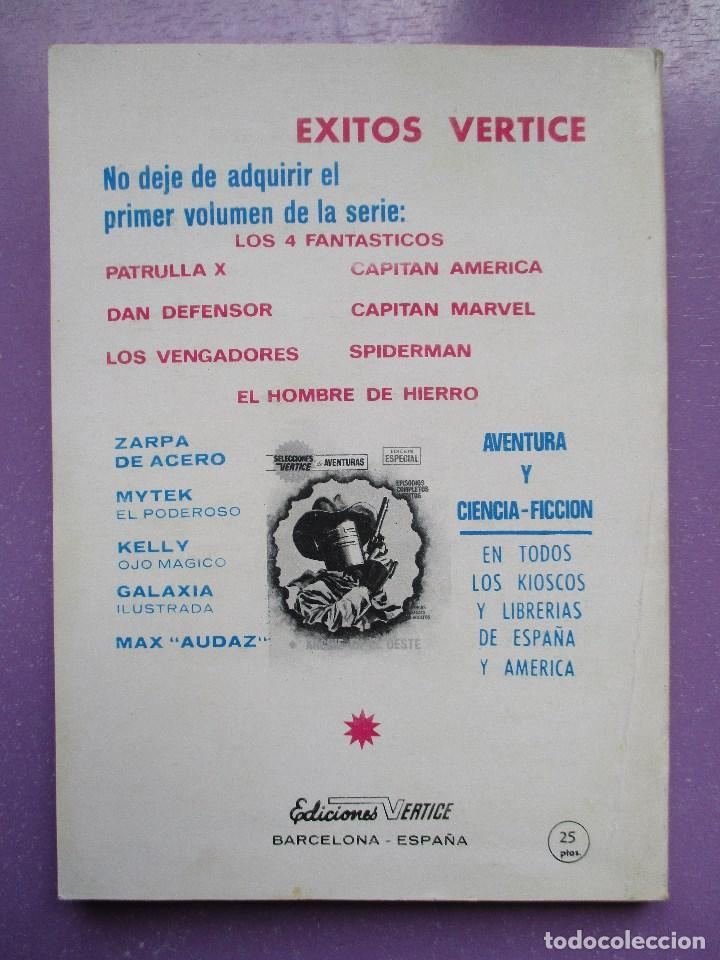 Cómics: SELECCIONES VERTICE Nº 63 VERTICE TACO, ¡¡¡¡BASTANTE BUEN ESTADO!!!! - Foto 2 - 205857333