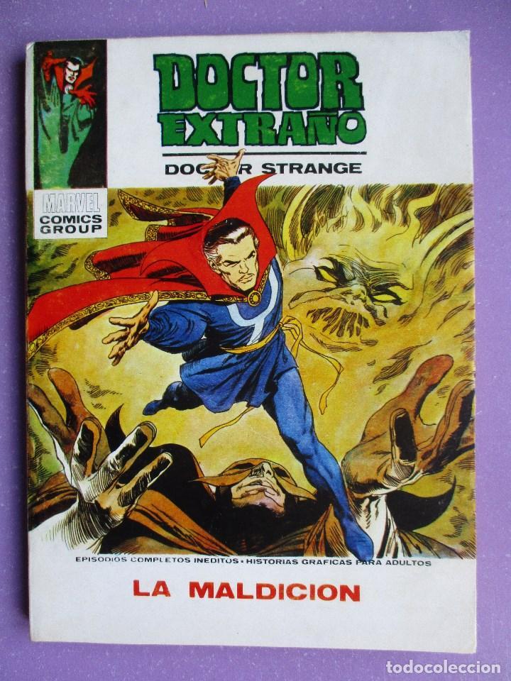 DOCTOR EXTRAÑO Nº 12 VERTICE TACO, ¡¡¡¡ BUEN ESTADO!!!! (Tebeos y Comics - Vértice - V.1)
