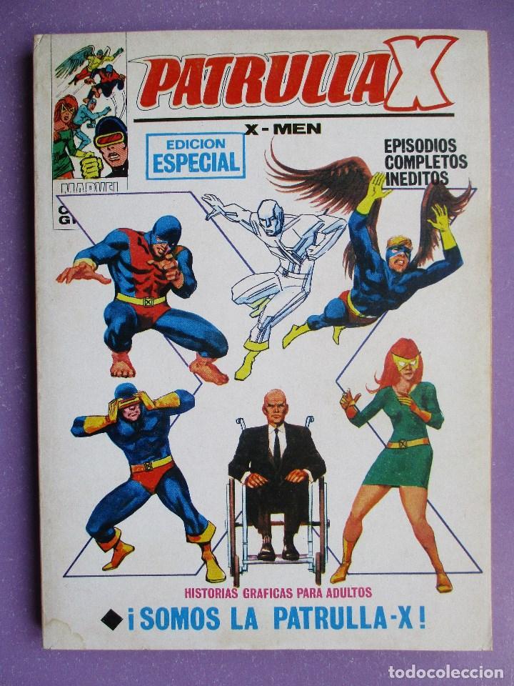 PATRULLA X Nº 32 VERTICE TACO, ¡¡¡¡ BUEN ESTADO!!!! (Tebeos y Comics - Vértice - V.1)