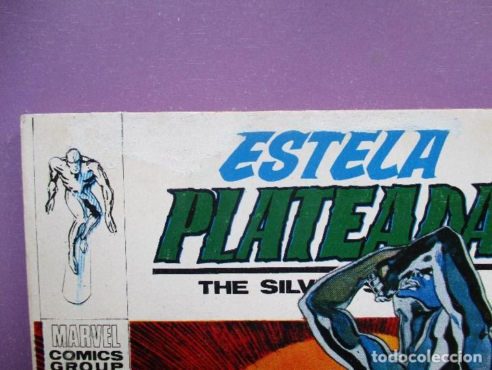 Cómics: ESTELA PLATEADA Nº 12 VERTICE TACO, ¡¡¡¡ BUEN ESTADO!!!! VER FOTOS - Foto 6 - 205859430