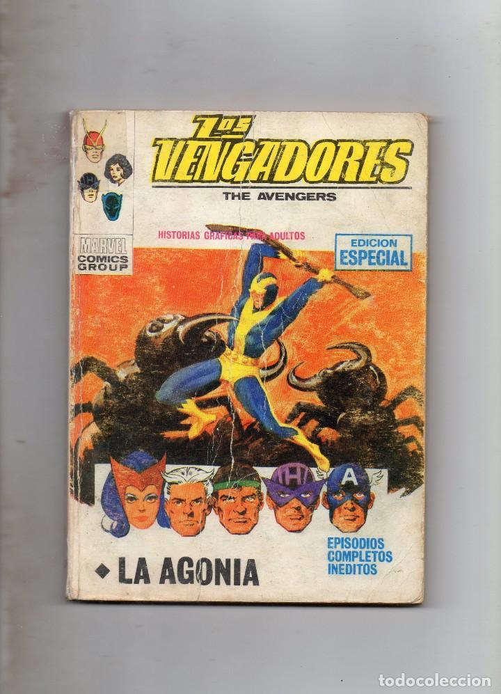 COMIC VERTICE 1971 LOS VENGADORES VOL1 Nº 20 (NORMAL ESTADO) (Tebeos y Comics - Vértice - Vengadores)