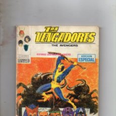 Cómics: COMIC VERTICE 1971 LOS VENGADORES VOL1 Nº 20 (NORMAL ESTADO). Lote 206134288