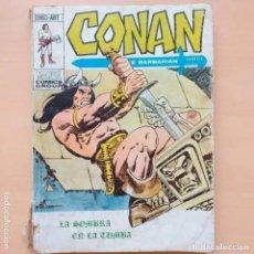 Cómics: CONAN THE BARBARIAN NUM 16 LA SOMBRA DE LA TUMBA. Lote 206145486