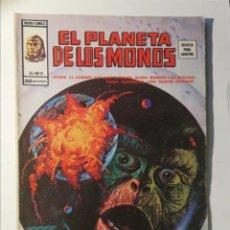 Cómics: EL PLANETA DE LOS SIMIOS 12 VOLUMEN 2 COMICS EDITORIAL VÉRTICE 1977 DIFÍCIL Y EN BUEN ESTADO. Lote 206150188