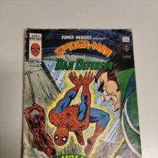 Cómics: SPIDER-MAN Y DAN DEFENSOR UN MALIGNO REVOLOTEO DE ALAS N°99 EDICIONES VERTICE. Lote 206189501
