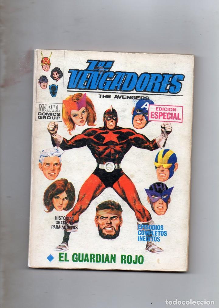 COMIC VERTICE 1971 LOS VENGADORES VOL1 Nº 19 ( BUEN ESTADO ) (Tebeos y Comics - Vértice - Vengadores)
