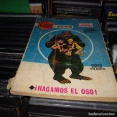 Cómics: SELECCIONES VÉRTICE DE AVENTURAS Nº 68 ¡HAGAMOS EL OSO!. Lote 206262625