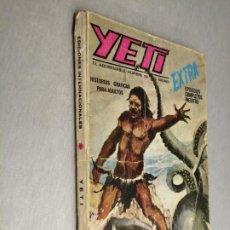 Cómics: YETI EXTRA Nº 3 EXTRA / VÉRTICE 1968. Lote 206263841