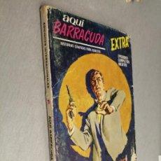 Cómics: AQUÍ BARRACUDA Nº 13 EXTRA / VÉRTICE. Lote 206268220