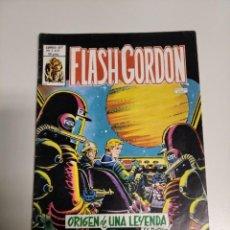 Cómics: FLASH GORDON N°27 VOL.2 ORIGEN DE UNA LEYENDA EDICIONES VERTICE. Lote 206295996