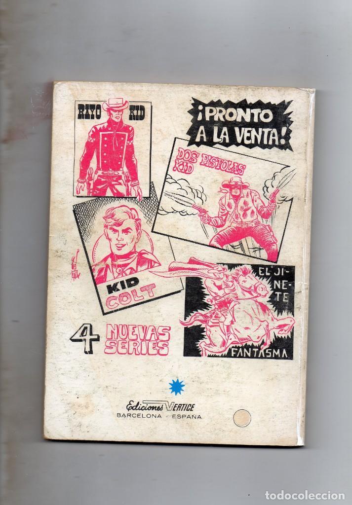 Cómics: COMIC VERTICE 1970 LOS VENGADORES VOL1 Nº 18 ( BUEN ESTADO ) - Foto 2 - 206347287