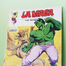 Cómics: LA MASA 27 VOLUMEN 1 COMICS EDITORIAL VÉRTICE 1973. Lote 206377632