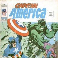 Cómics: CAPITAN AMERICA VERTICE VOLUMEN 3 NUMERO 6. BUEN ESTADO. Lote 206402711