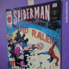 Cómics: PETER PARKER SPIDERMAN EL HOMBRE ARAÑA. MUNDI COMICS. VERTICE. V. 3. Nº 57 - EL DESTROZADOR. Lote 206360357