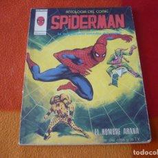 Cómics: SPIDERMAN ANTOLOGIA DEL COMIC 12 ¡BUEN ESTADO! VERTICE MUNDI COMICS EL HOMBRE ARAÑA 1978. Lote 206432791