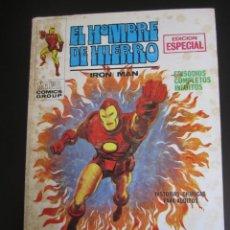 Cómics: IRON MAN (1969, VERTICE) -EL HOMBRE DE HIERRO- 11 · 1969 · EL INCENDIARIO. Lote 206532107
