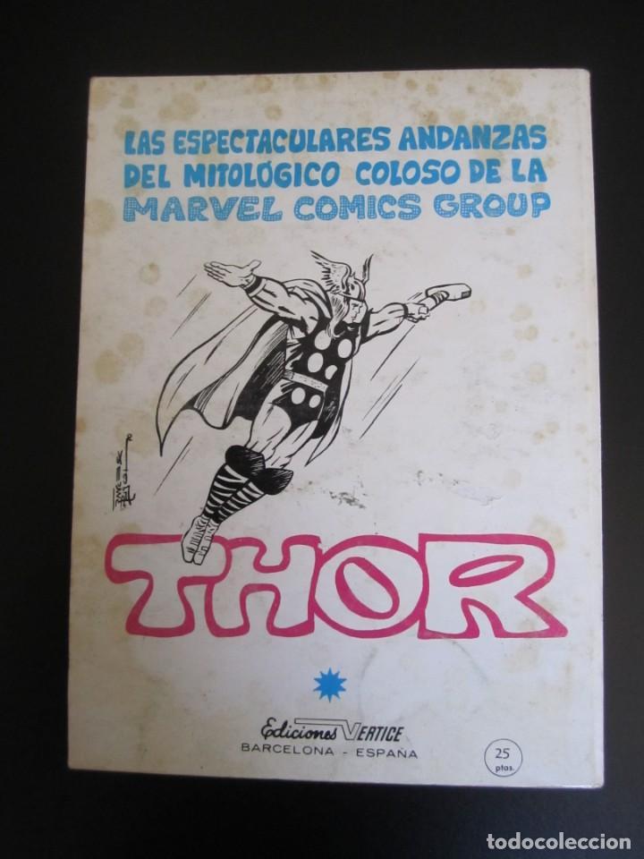 Cómics: IRON MAN (1969, VERTICE) -EL HOMBRE DE HIERRO- 11 · 1969 · EL INCENDIARIO - Foto 2 - 206532107