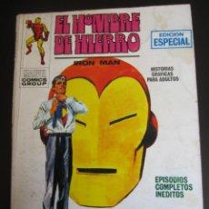 Cómics: IRON MAN (1969, VERTICE) -EL HOMBRE DE HIERRO- 12 · 1969 · EL HOMBRE QUE MATO A TONY STARK. Lote 206534362