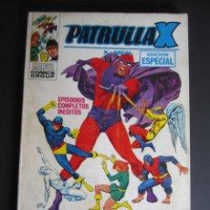 Cómics: PATRULLA X (1969, VERTICE) 25 · X-1971 · LUCHA DE MUTANTES. Lote 206537186