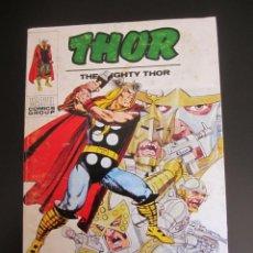 Cómics: THOR (1970, VERTICE) 27 · 1973 · LA GUERRA TOTAL. Lote 206546405